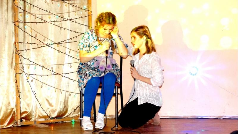 Дуэты Виктория Кувыкина и Луиза Петросян ГолосМФЮА2017Финал