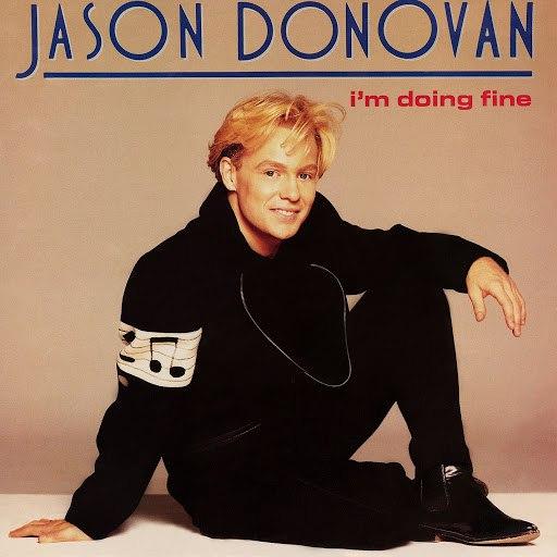 Jason Donovan альбом I'm Doing Fine
