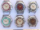 мои наручные военные и гражданские часы Кировские