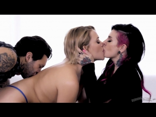 Joanna Angel, Mia Malkova [HD 1080, Threesome, Big Tits, Big Ass,Natural Tits, Lesbian, All Sex, Porn 2017]