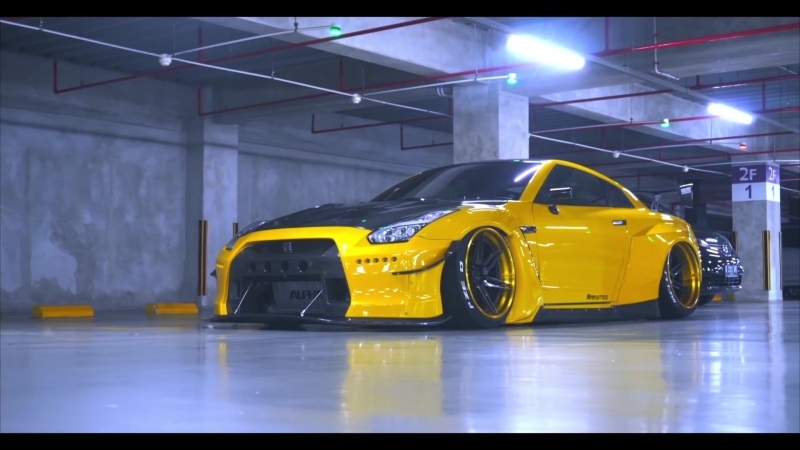 RIP...80K Heavy Mods GT-R R35 ¦ ARMYTRIX Titanium Exhaust ¦ Pandem Widebody ¦ Adv.1 Wheels