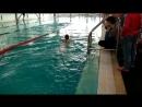 Соревнования Брасс 50 метров
