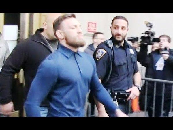 САМЫЕ ДЕРЗКИЕ ВЫХОДКИ КОНОРА МАКГРЕГОРА В UFC