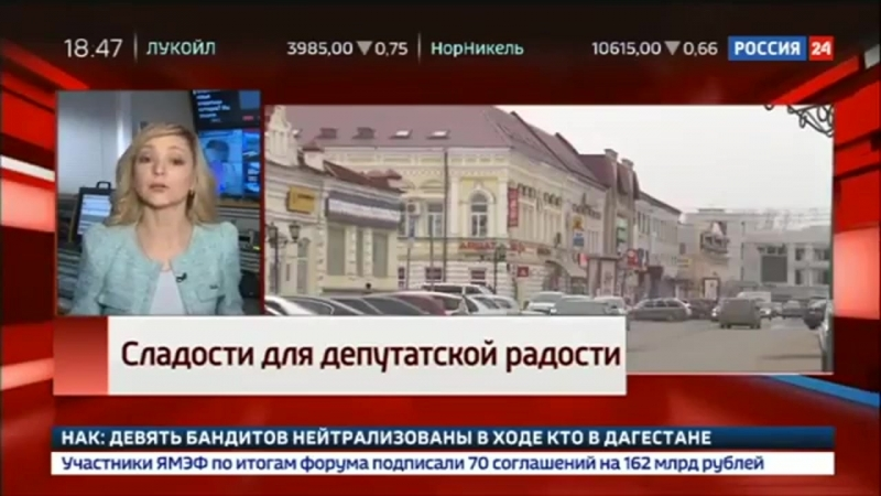 Сюжет Россия 24 о Димитровградских депутатах