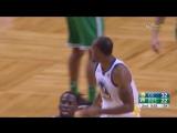 Andre Iguodala vs Boston Celtics Dunks Show