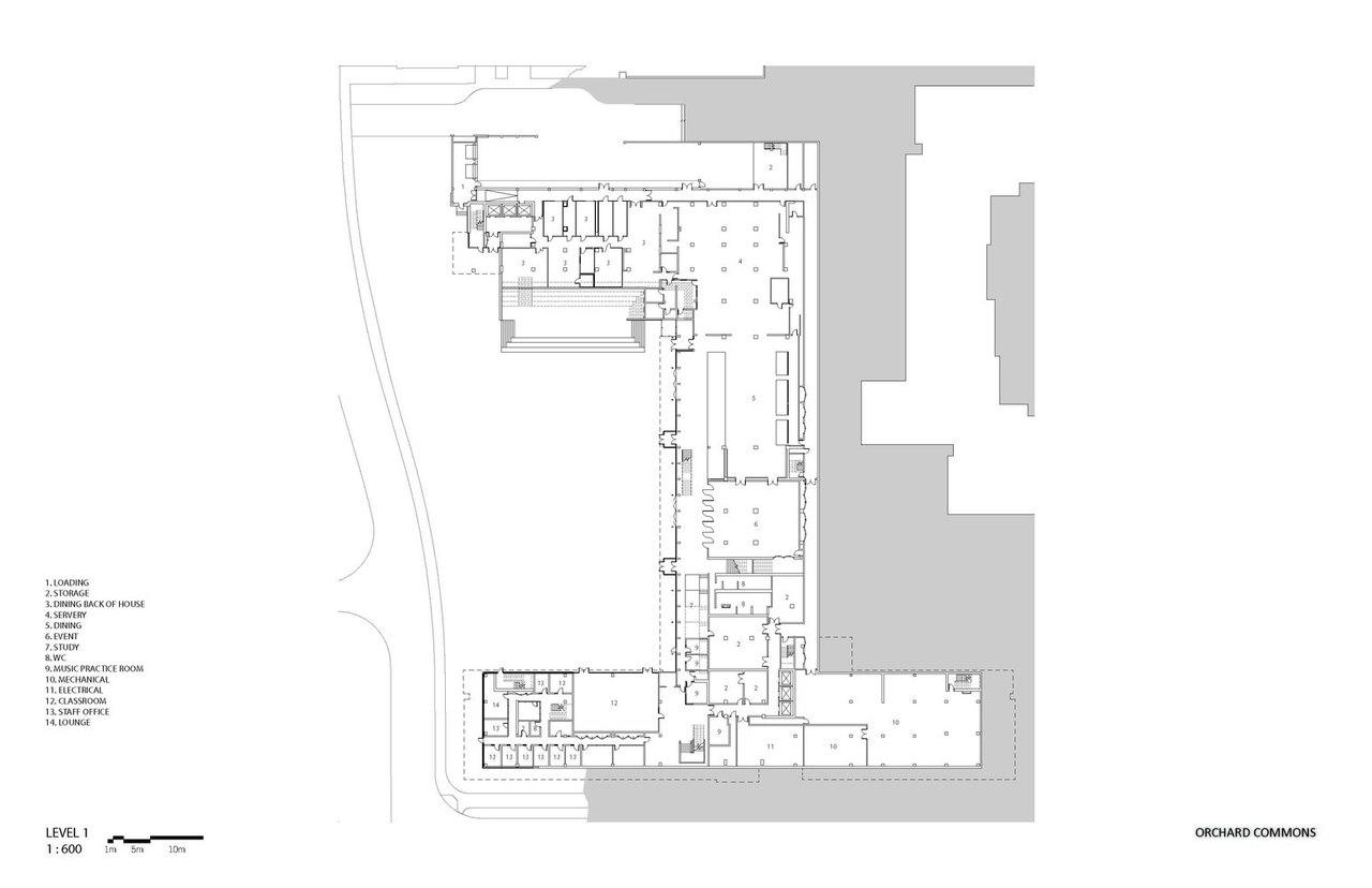 Orchard Commons, University of British Columbia / Perkins Will