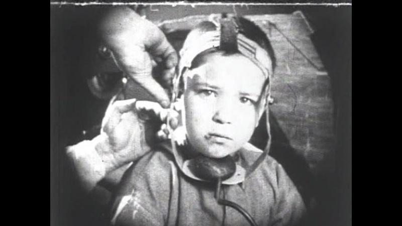 Механика головного мозга (Пудовкин) - 1926г.