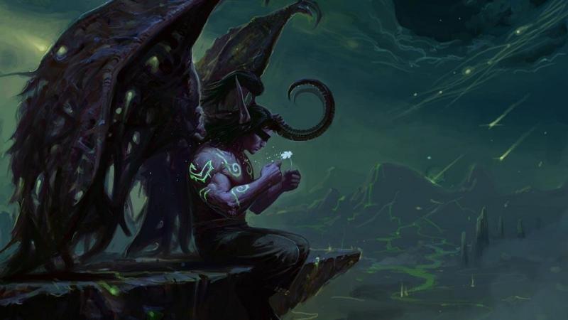Warcraft одиноких сердец