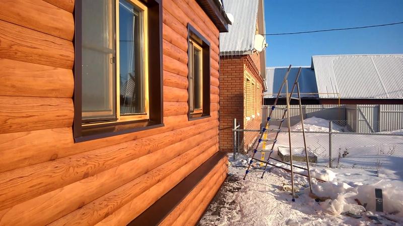 Буинск утепление и обшивка стен дома сайдингом смотреть онлайн без регистрации