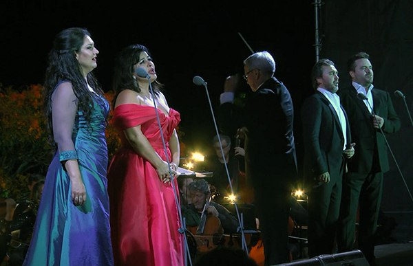 Фестиваль «Опера вХерсонесе» планируют сделать ежегодным
