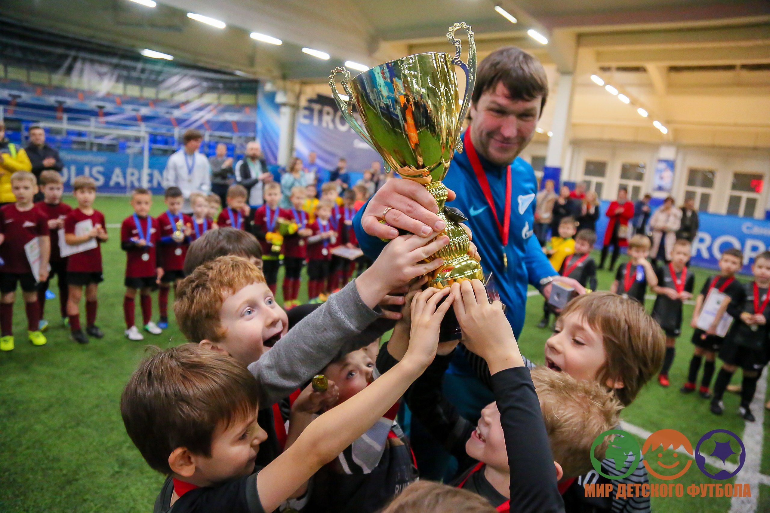 Challenge Cup 2011 г.р. (U6) 16.12.2017