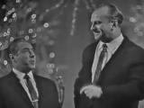 Вот как Юрий Тимошенко (Тарапунька) и Ефим Березин (Штепсель) представляли 2017 год в 1967-м