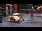 Hideki Suzuki, Yoshiki Takahashi vs. Keiichiro Yamamiya, Hikaru Sato (Hard Hit - Yes, We Are Hard Hit)