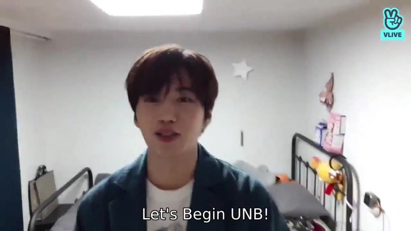He unknowing naturally wanted to introduce himself as UNB, Madtown Daewon