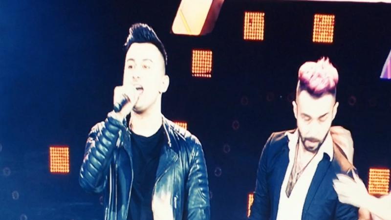 Миша Майер и Z-Dance show на Pre-Party Eurovision 2018