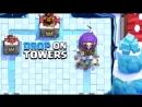 Концепт-видео Clash Royale, Новая карта новый режим!