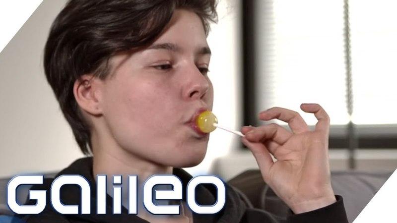 Warum sind Lolli Stiele hohl Die geheimen Funktionen von Alltagsgegenständen Galileo ProSieben