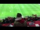 Болельщики Спартака захватили стадион - Везде наши