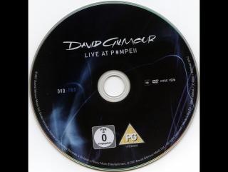 David Gilmour - Live at Pompeii ( Part 2 )