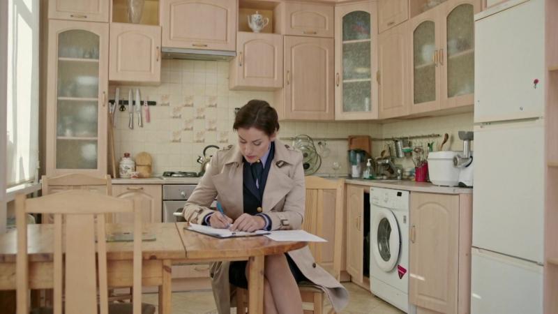 Анна Ковальчук в сериале Тайны следствия 17 (2017) - 15 серия