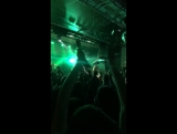 Кит летает по залу на концерте Дом ветров