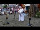 Iaido demonstration Toudou-Renmei School