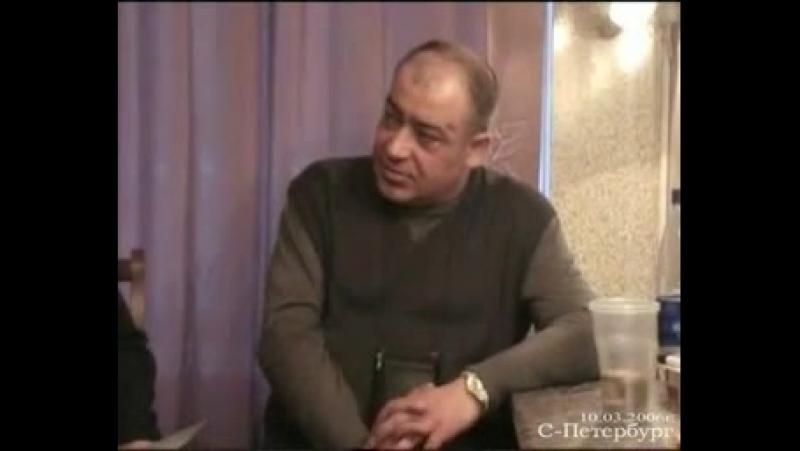 Интервью Спартак Арутюнян (гр. Беломорканал)10.03.2006 г.