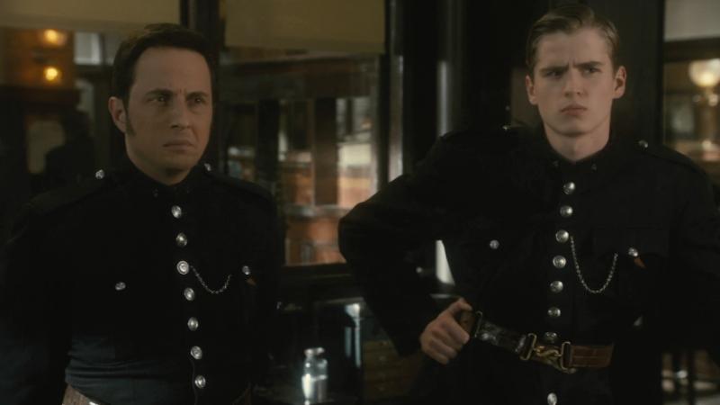 """Murdoch Mysteries : Season 11, Episode 18 """"Free Falling"""" (CBC, itv 2018 CA, UK) (ENG)"""