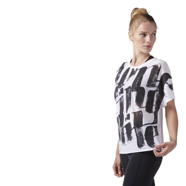 Спортивная футболка Oversized
