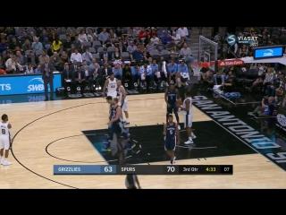 NBA 2017-2018 / RS /  / Memphis Grizzlies vs San Antonio Spurs Виасат HD, RU