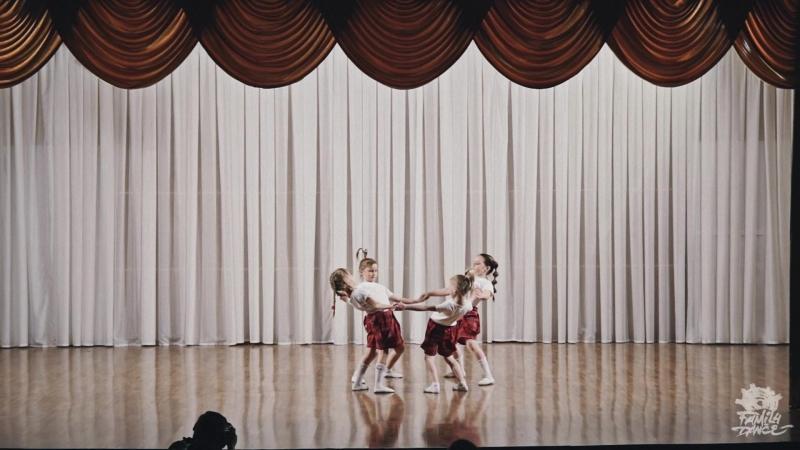 FAMILY DANCE - Детская хореография-2[Хореограф Кристина Кривцова | Отчетник 27.05.2018] | Танцы Оренбург