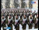 Саратовские курсанты ведут подготовку к параду 9 мая