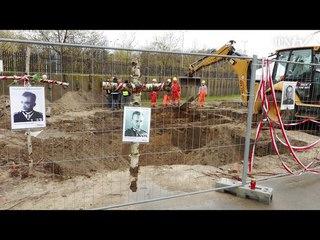 IPNtv - Podsumowanie ostatniego etapu prac ekshumacyjnych i archeologicznych na