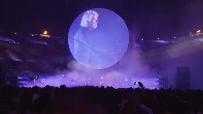 David Gilmour - Live at Pompeii (2017) Part 2