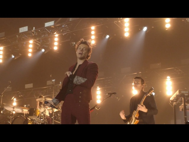 Harry Styles - Kiwi, live in Antwerp, Sportpaleis