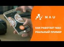 Как Работает NAU - Реальный Пример