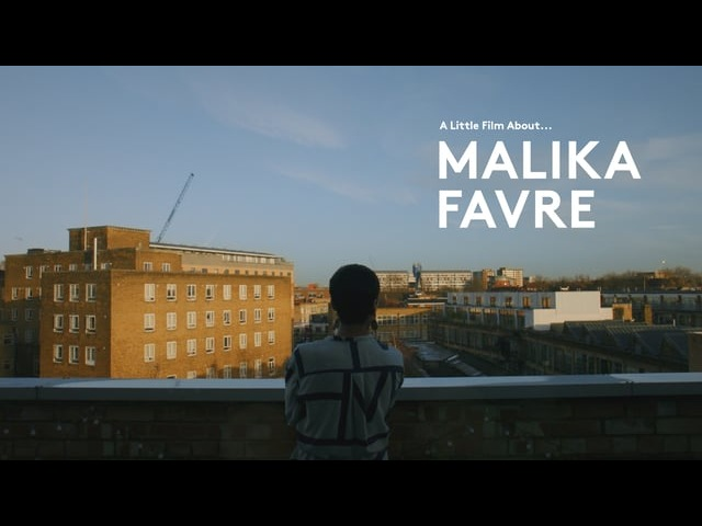A Little Film About... Malika Favre