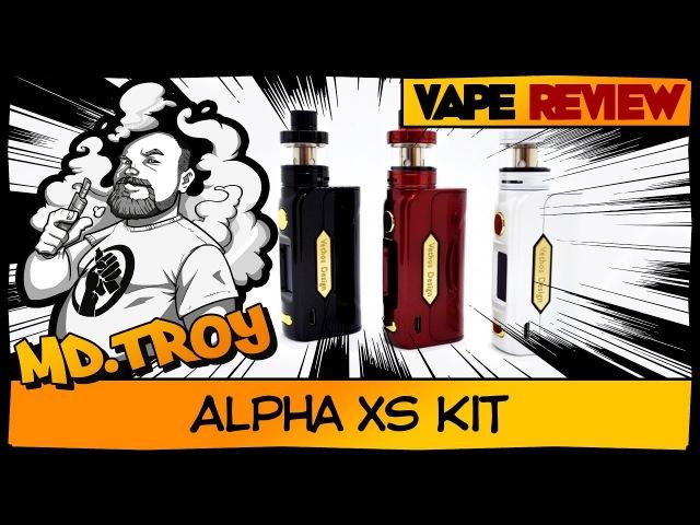 ALPHA XS KIT (by vethos design) | дорогой стелс