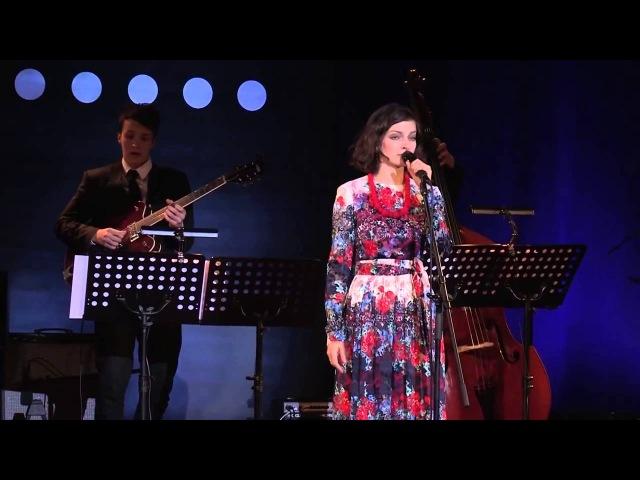 Ты река ль моя реченька- Алина Ростоцкая, Riga Jazz Stage 2014,(Alina Rostotskaya, Russia)