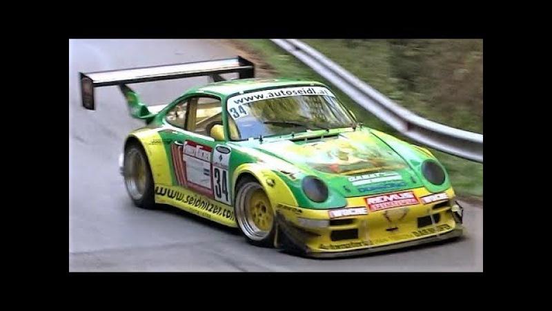 Porsche 993 GT2 800Hp BiTurbo Monster Cividale 2017