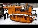 Отгрузка бульдозера Б10 PROFFI производства «Росальянс» на полигон ТБО в г. Галич