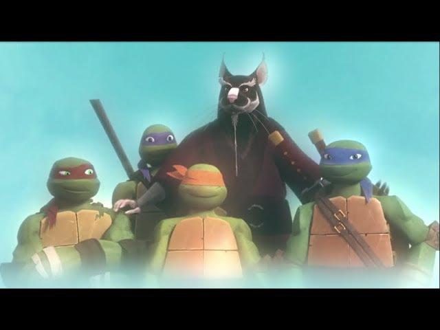 Teenage Mutant Ninja Turtles | Turtles Find the Oasis | Series Finale Ending | HD