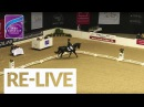RE-LIVE | FEI World Cup™ Dressage - Herning Grand Prix