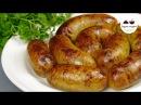 Обалденно вкусно! Картофельная колбаса с грибами