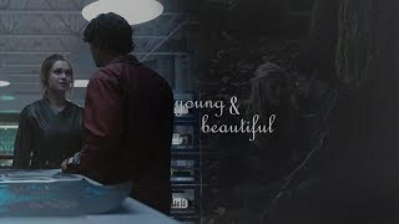 Bellamy clarke - young beautiful