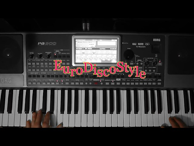 A Simple Story(Korg Pa 900) ItaloDisco Remix