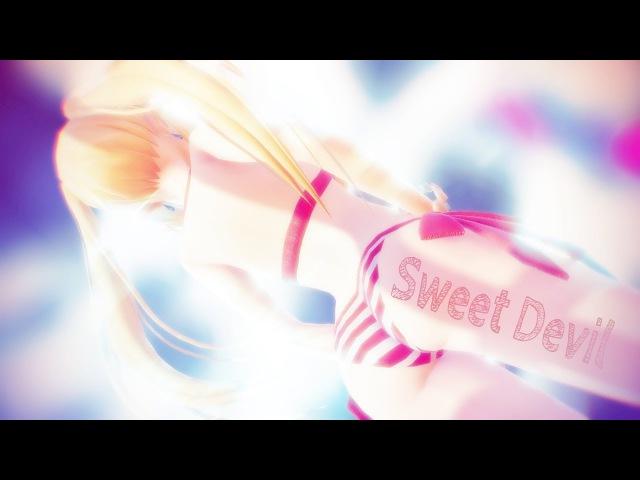 【FateMMD】水着ネロ・クラウディウス Sweet Devil【2k@60fps】