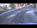 Petter Solberg Col de Turini Onboard - SS12 WRC Rallye Monte Carlo 2002