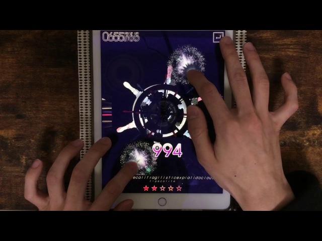 【tpazolite参戦!】Ultimatecalifragilisticexpialidocious(EXPERT) All Perfect ★6【Tone Sphere】