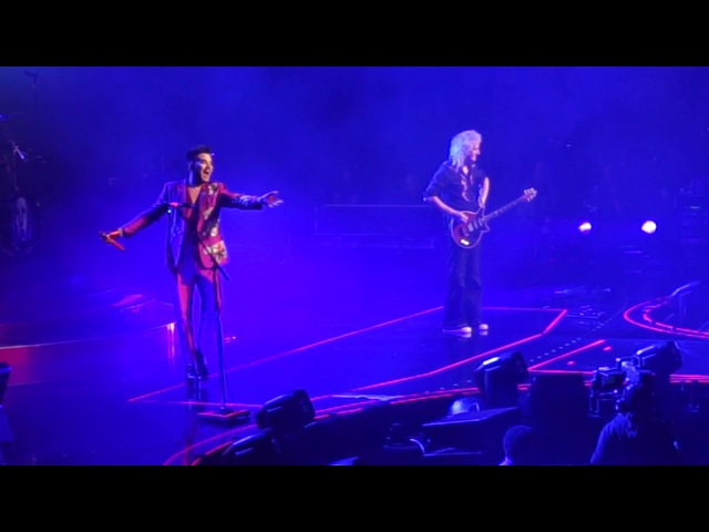 Queen Adam Lambert - Don't Stop Me Now, Bicycle Race, I'm In Love With My Car